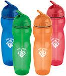 22oz Translucent Water Bottles